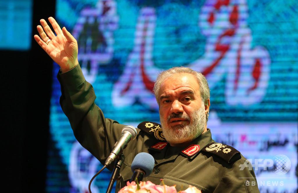 司令官殺害の報復は「相応」の規模で…米政府が要請とイラン主張