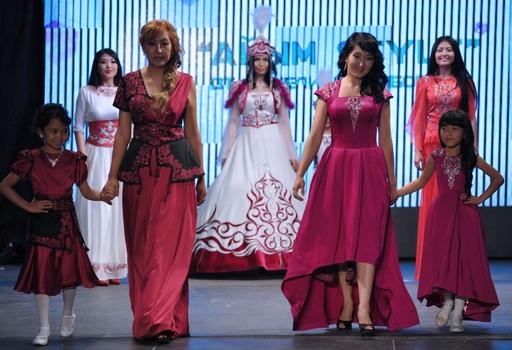 ビシュケク・ファッション・ウィーク2015開催