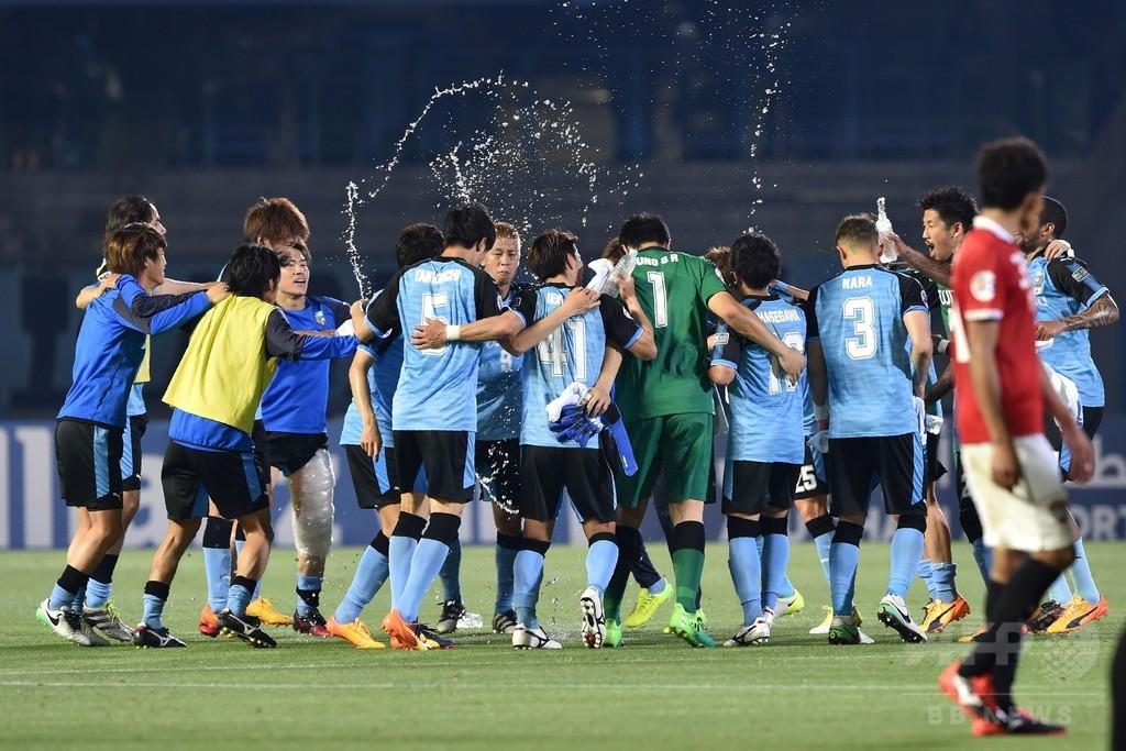 鹿島がアウェーゴール差で敗退、川崎は8強入り ACL