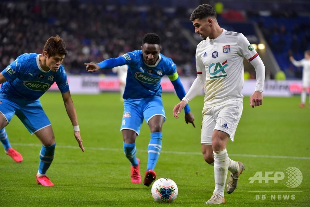 6発大勝PSGがフランス杯4強、リヨンもマルセイユ下し準決勝へ