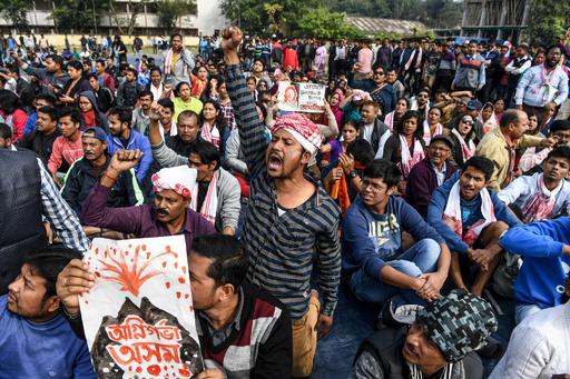 日印首脳会談延期、印政府が発表 市民権法めぐり治安悪化