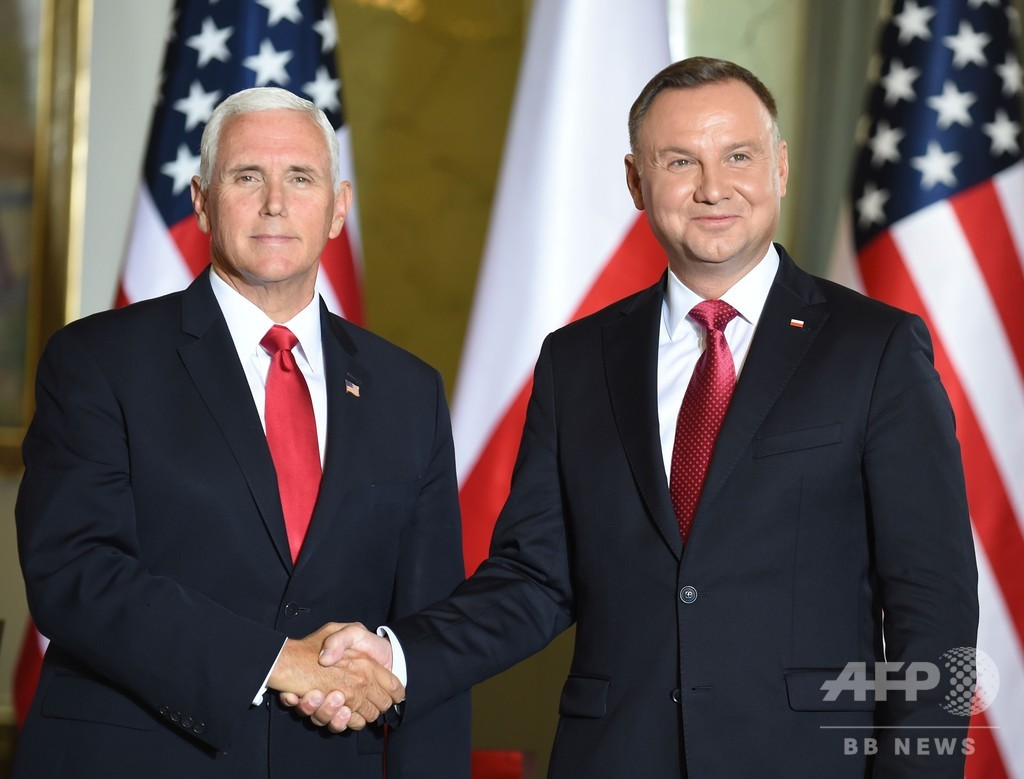 ポーランド、トランプ氏の「ロシアG7復帰論」に反対表明