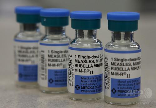 米大陸で世界初の麻疹根絶、WHOが宣言