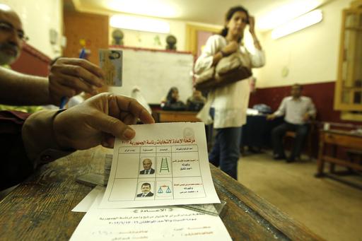エジプト軍最高評議会が立法権限掌握、大統領選はムスリム同胞団 が勝利宣言