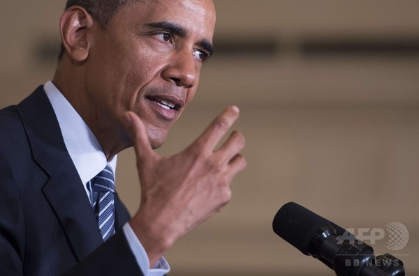 米政府、火力発電CO2規制案を発表 32%削減目標