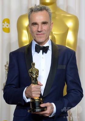 オスカー3度受賞の俳優ダニエル・デイ・ルイス、引退を発表