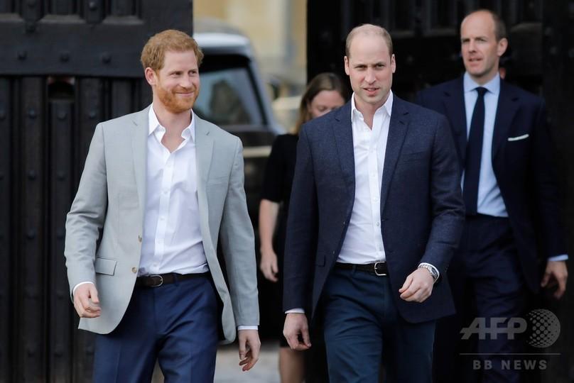 ヘンリー王子とメーガンさん、結婚後は「サセックス公爵夫妻」