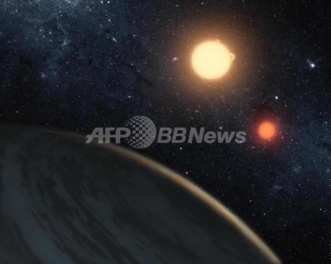 まるでスターウォーズ、「太陽」が2つある惑星を発見 サイエンス誌