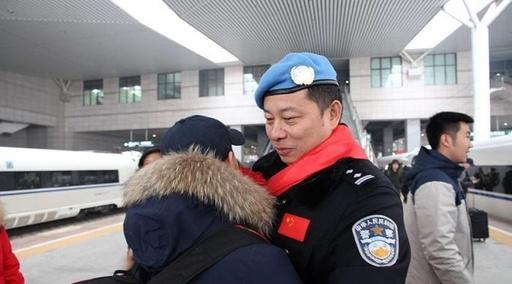 中国・吉林省初の国連平和維持警察隊結成 南スーダンで任務に