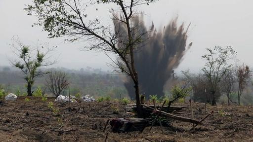 動画:「地雷のない国へ」 国連PKO、南スーダンで地雷撤去