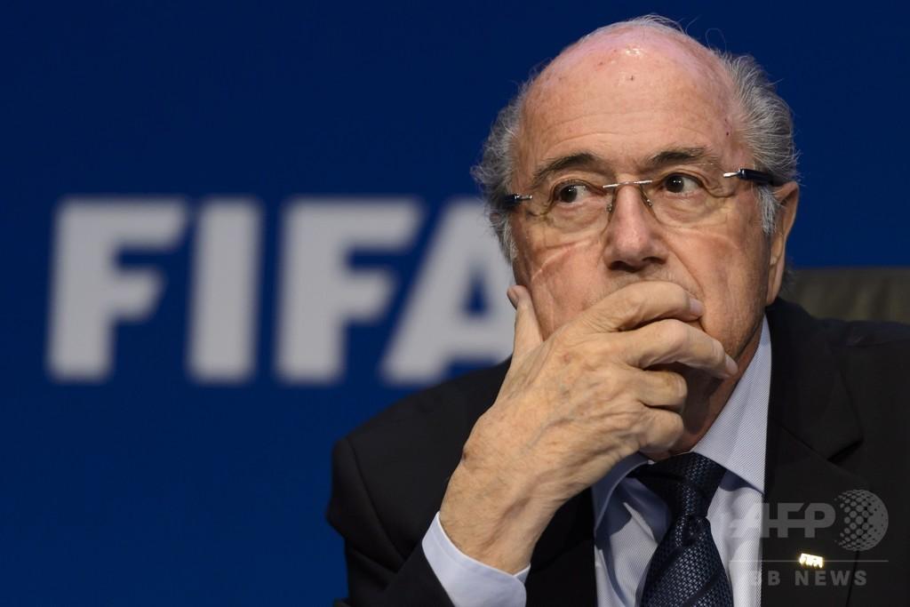 スイス司法当局、FIFA会長の聴取は「必要あれば行う」