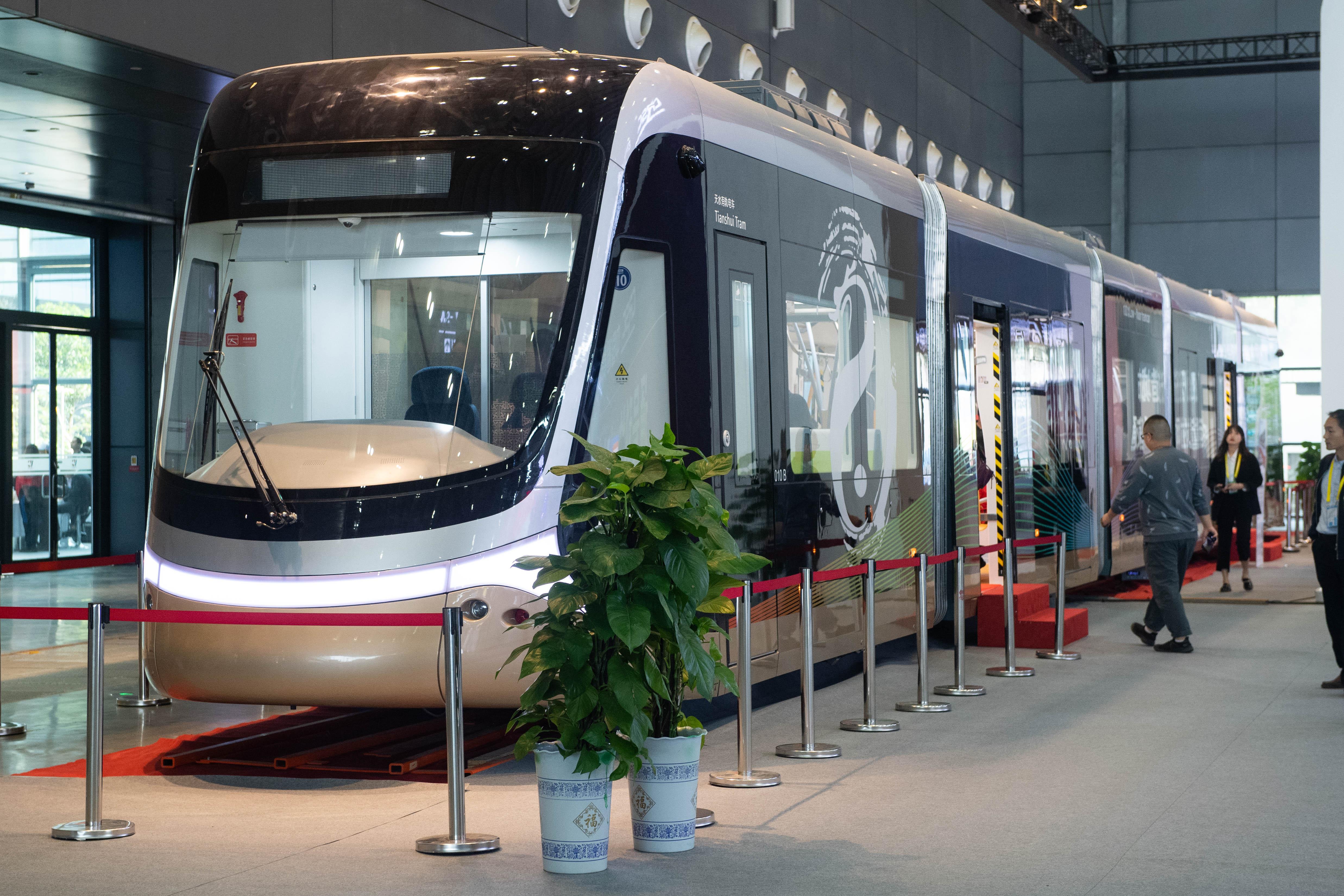 中国の軌道交通、スマートモビリティーの新たな段階へ