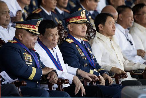 「麻薬撲滅戦争」率いた前国家警察長官、汚職で起訴へ フィリピン