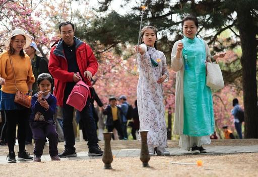 中国・清明節の国内旅行者数は1億1200万人 観光収入7900億円