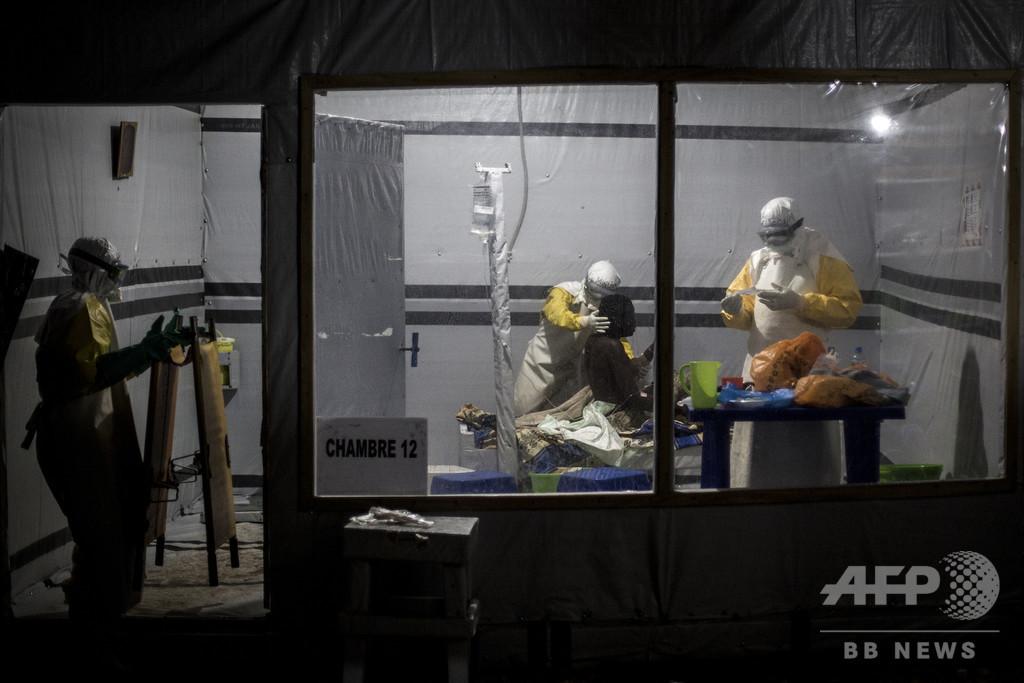 コンゴ民主共和国のエボラ死者、400人超に