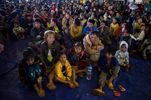 ラオスのダム決壊、26人の遺体収容 行方不明者は131人