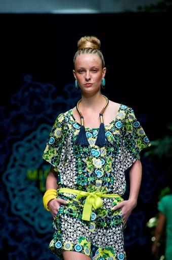 南アでファッションウィーク開催、26日まで