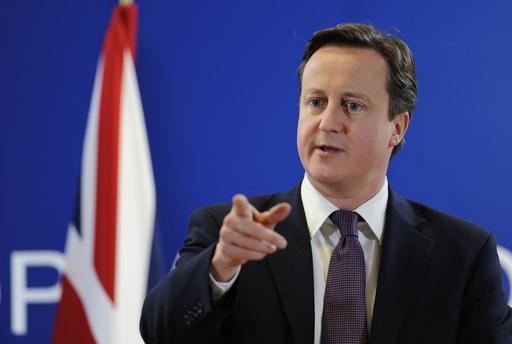 EU首脳会議、金融街守りたい英国が孤立 欧州債務危機