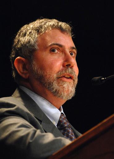 ノーベル経済学賞のクルーグマン教授、金融危機に警戒感
