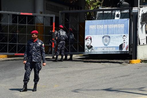 グアイド氏の最側近、拘束される ベネズエラ政権、米の警告無視