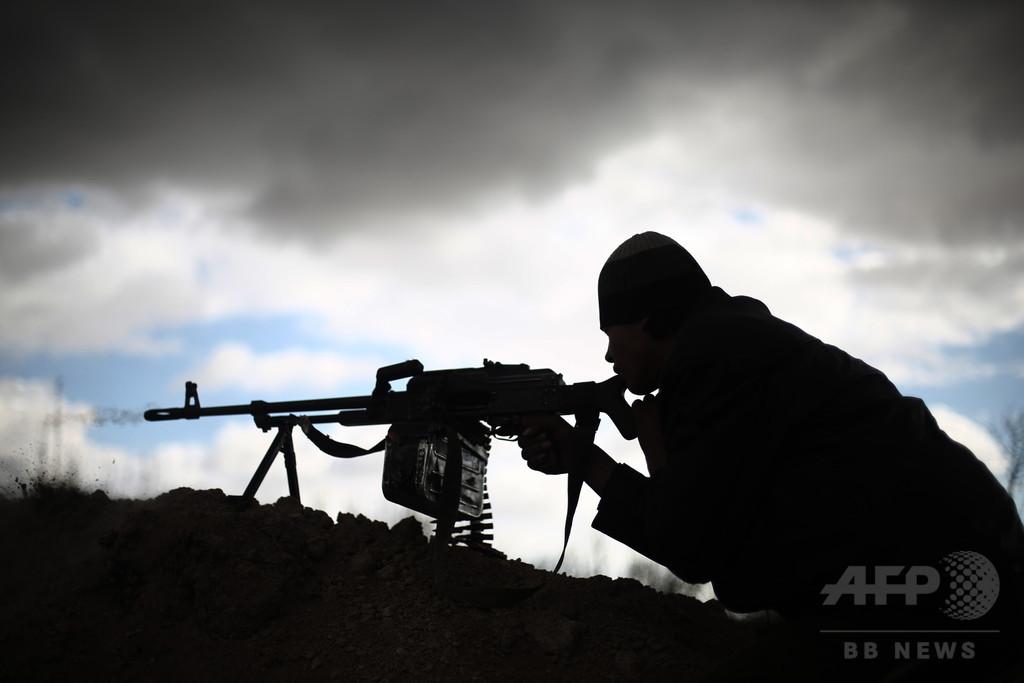 シリア政府、収容所で「絶滅」行為 国連調査委が報告