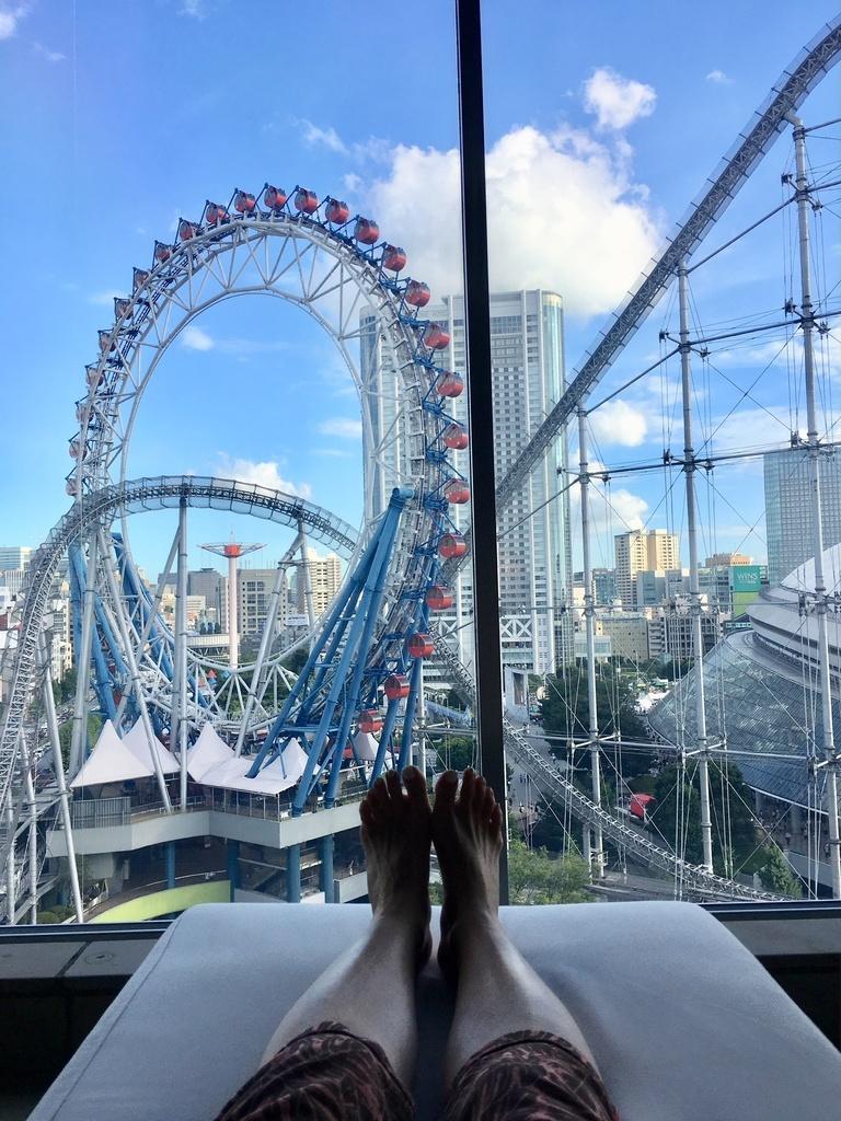 <倉田真由美のBeauty Life>リニューアルされて、さらに魅力アップ!大都会のスーパー銭湯「スパ ラクーア」