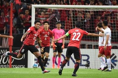 レッズが10年ぶりのACL決勝へ、強力攻撃陣の上海を完封