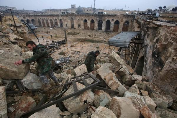 アサド政権が勝利宣言へ=激戦地アレッポ制圧-シリア内戦