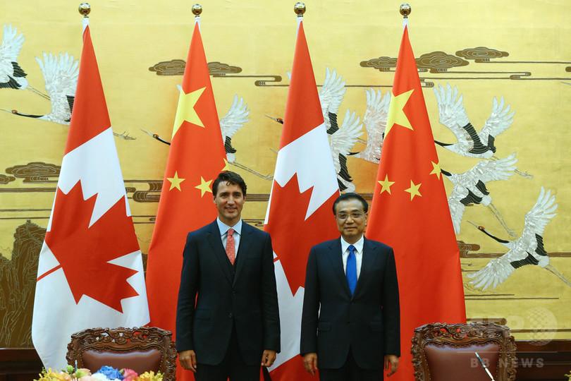 カナダ、中国主導のAIIBに参加申請へ