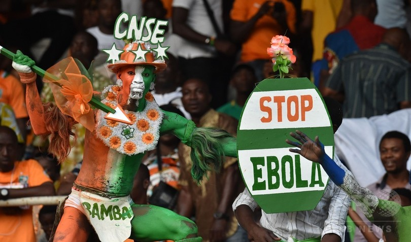 エボラ出血熱、治った人の血液で治療 実践にはリスクも