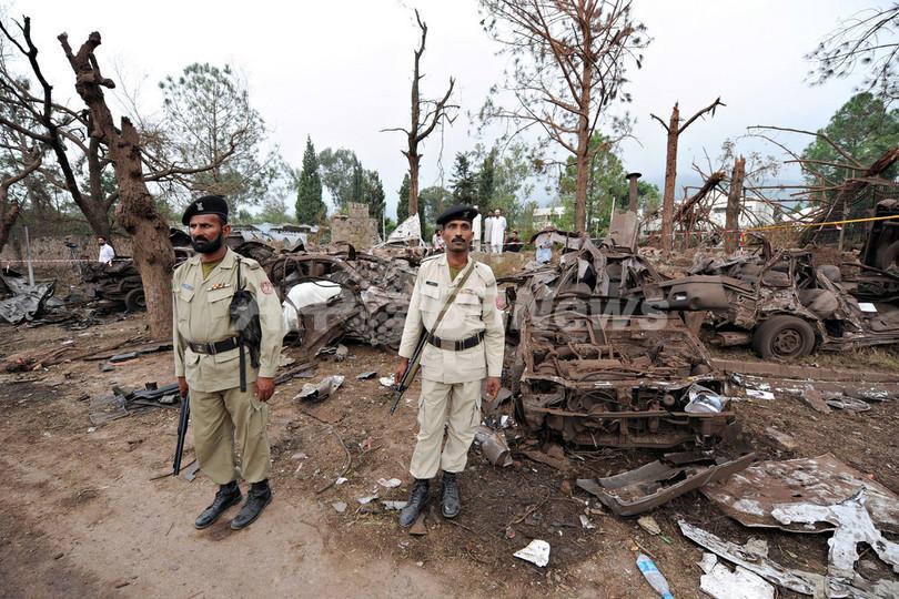 イスラマバードのホテル爆破テロ...