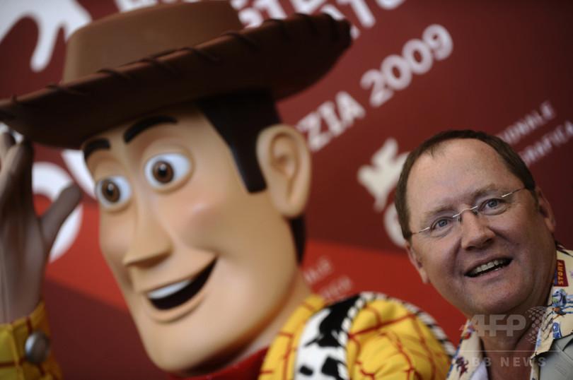 米ディズニーのJ・ラセター氏、年内に辞職 スタッフに「不快」なハグ