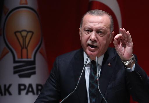 トルコ大統領、「目標達成」までシリアでの軍事作戦継続の意向表明