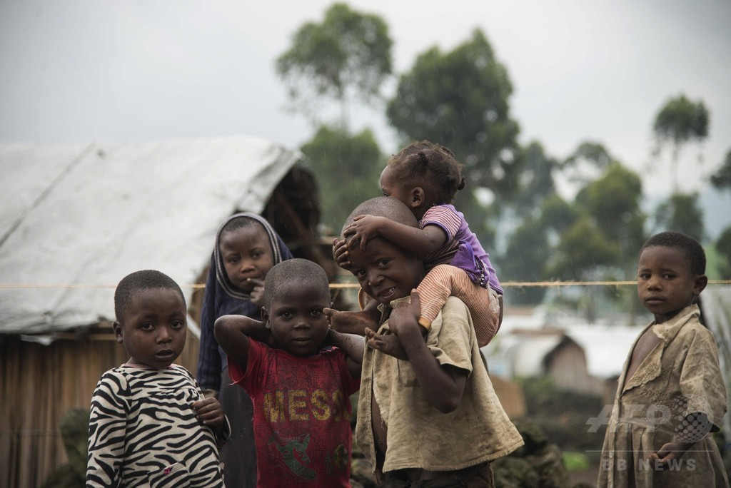 子どもの難民・避難民、世界に約5000万人 ユニセフ報告書