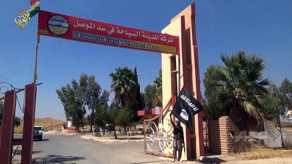 IS、モスルでひげそり禁止令 「違反者は収監」 イラク