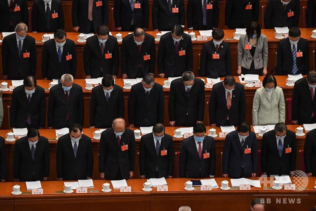 香港自治の「終わりの前兆」、欧米が中国非難 国家安全法めぐり