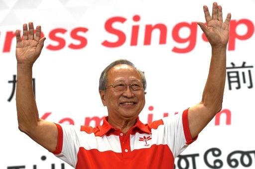 シンガポールで新野党結成、リー首相と不仲の弟も支持