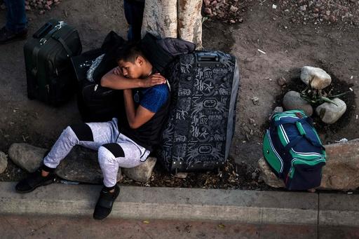 メキシコ、米への不法移民支援した疑いで26人の銀行口座凍結