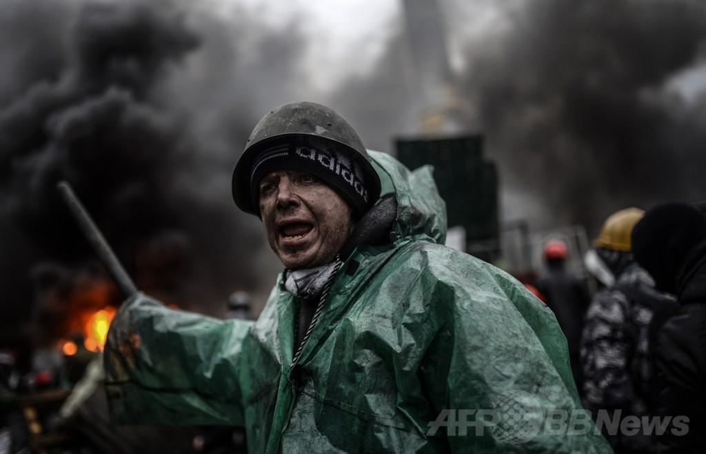 ウクライナはなぜ炎上しているのか?