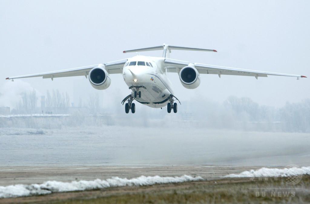 ロシア、乗客乗員71人が乗った国内線旅客機が墜落