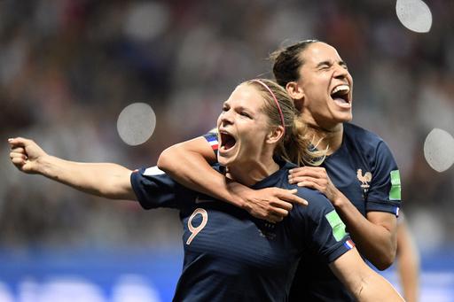 【写真特集】女子サッカーW杯フランス大会、第2節