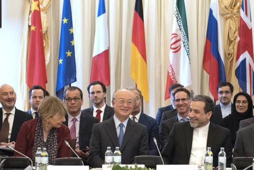 イラン外務次官、天野IAEA事務局長に弔意を表明