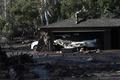 カリフォルニア州の土石流、43人が所在不明