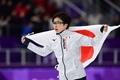 小平が五輪新で金メダル、スピードスケート日本女子初の快挙