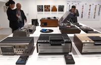 青春がよみがえる!? ウォークマンなどソニーの歴代商品展示 東京