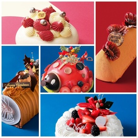 クリスマスまで約1ヶ月半。今年のクリスマスケーキはお決まりですか?横浜高島屋でご予約承り中!
