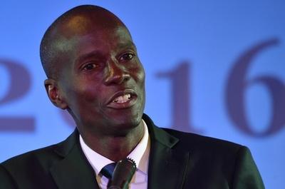 ハイチ、やり直しの大統領選 第1回投票の暫定結果発表 モイーズ氏が当選