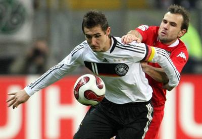<サッカー 欧州選手権2008・予選>ドイツ グループ2位で予選を終える