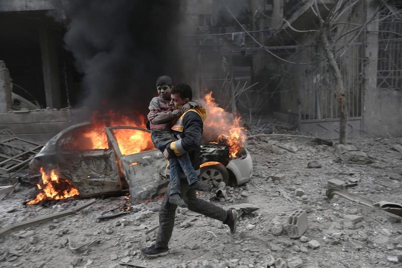 【特集】AFPのベストショット:1月6~12日