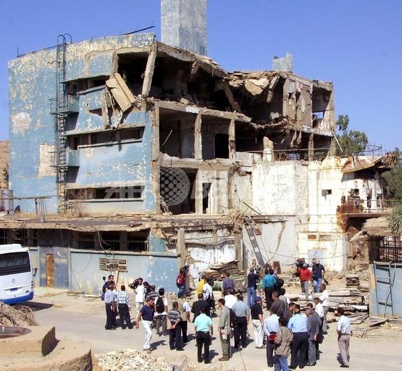 米紙が報道、イスラエルのシリア空爆は建設中の核施設が標的か